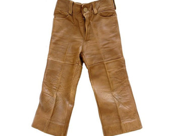 Brown trousers clipart.