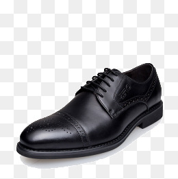 Bullock Carved Leather Shoes Men, Produc #28533.