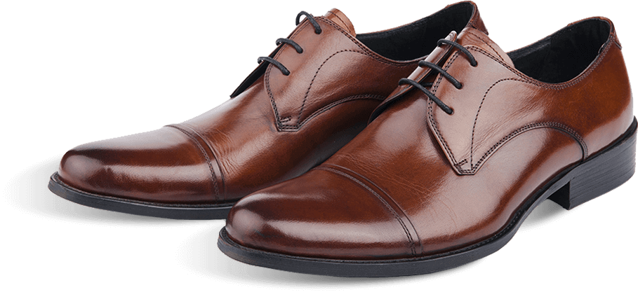 Leather Shoes PNG Free Download.