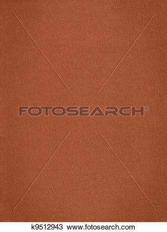 Stock Photo of Brown leather skin background k9512943.