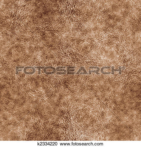 Stock Illustrations of Seamless leather skin texture k2334220.