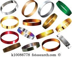 Bracelet Clip Art Royalty Free. 3,387 bracelet clipart vector EPS.