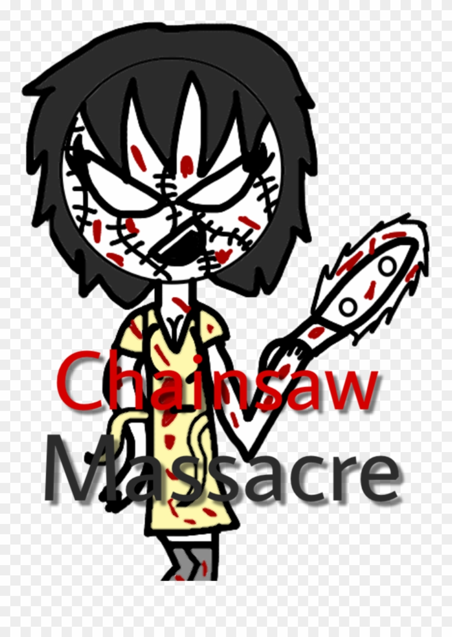 Leatherface Clipart (#635528).