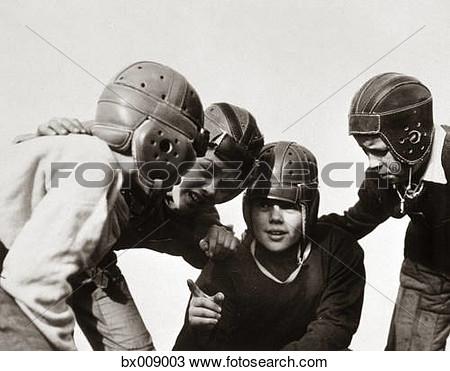 Leather head helmet clipart.
