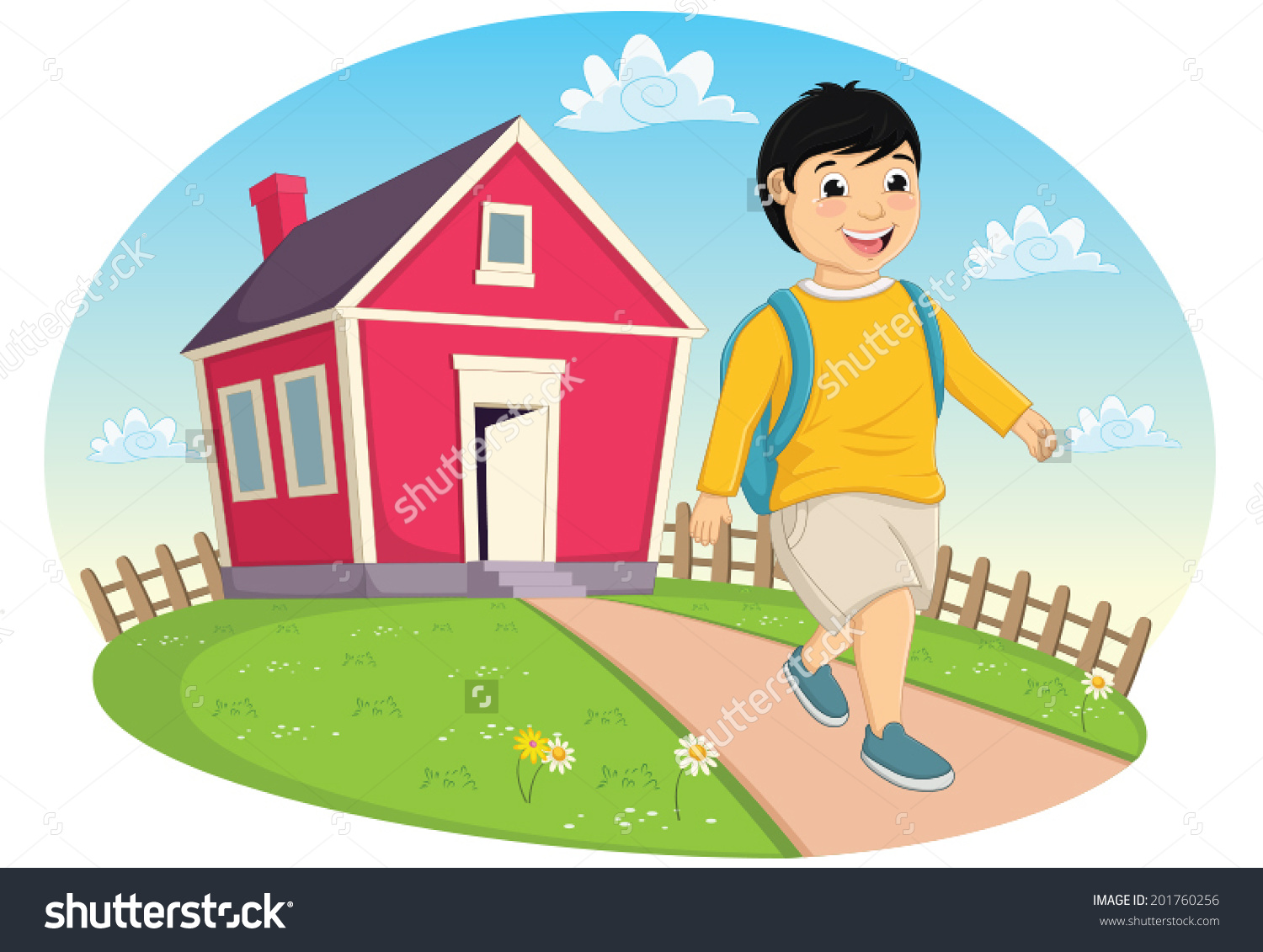 Leave Home Clipart Clipground