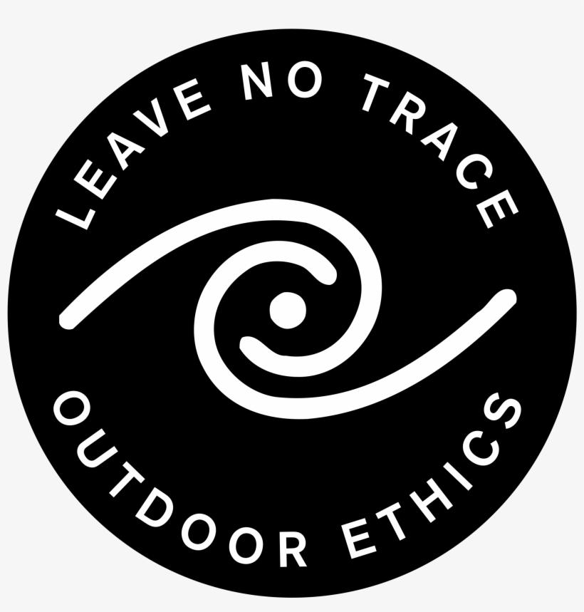 Leave No Trace Logo Png Transparent.