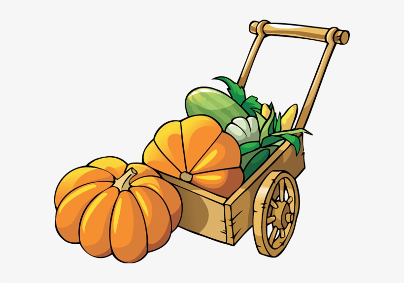 Clip Royalty Free Stock Fall Leaves And Pumpkins Clipart.