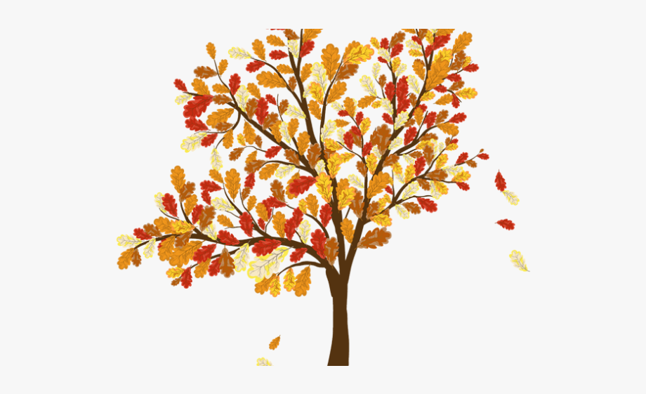 Leaf Clipart Oak Tree.