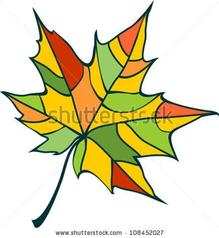 Maple Leaves Clip Art.