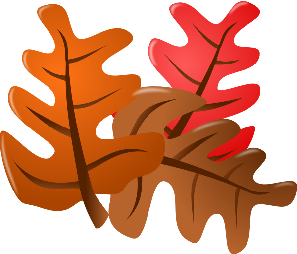 Small Fall Clipart.
