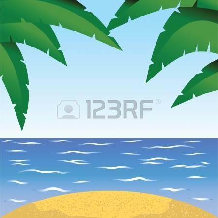 23,591 Beach Leaf Stock Vector Illustration And Royalty Free Beach.