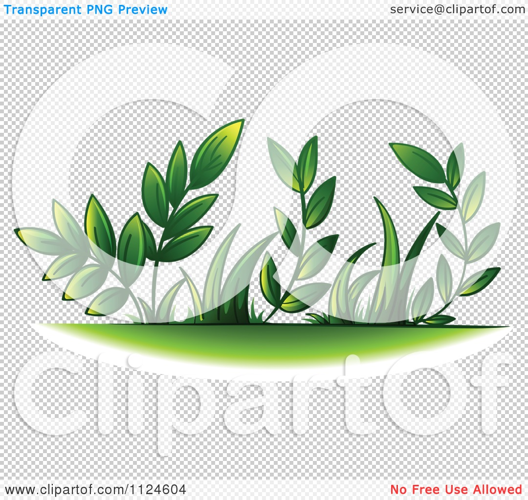 Clipart Of Leaves And Grass Grass.