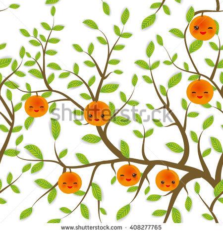 Autumn Peach Tree Leaves Stock Photos, Royalty.