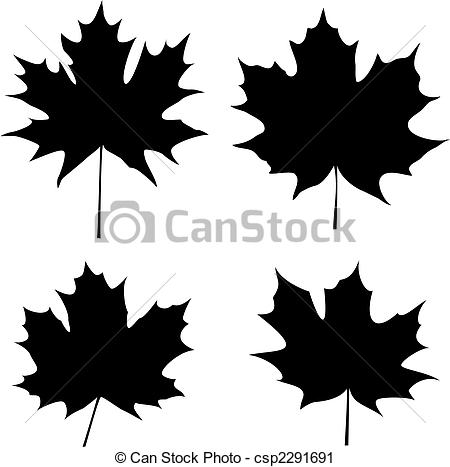 Leaves silhouette Clip Art Vector and Illustration. 109,464 Leaves.