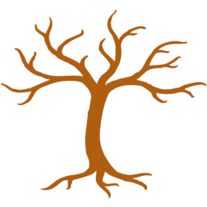 Tree No Leaves Clipart.