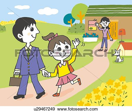 Leaving home Clipart and Stock Illustrations. 1,014 leaving home.