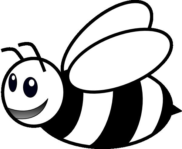 Clipart lebah.