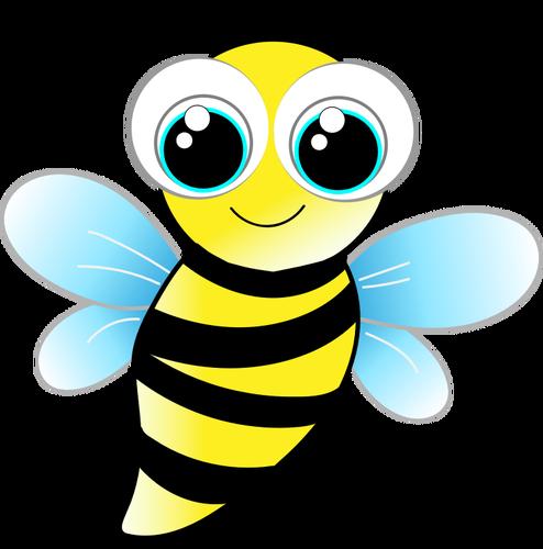 Kartun Lebah.