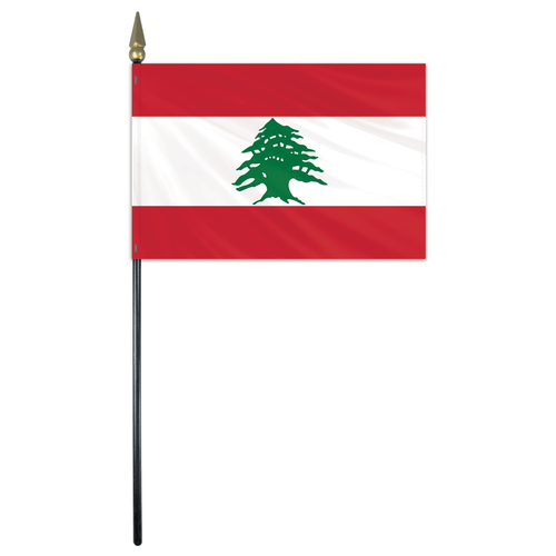 Lebanon Stick Flag.