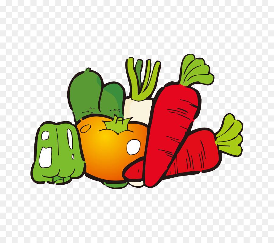 Karotte Essen Tomaten.