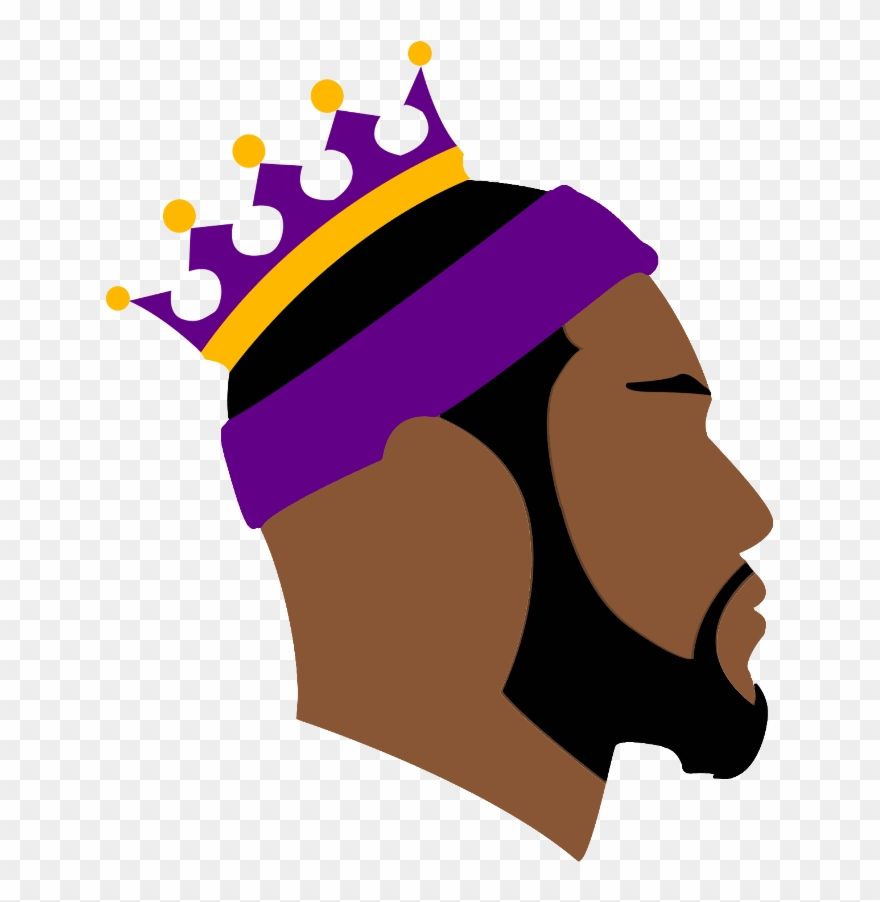 Lebron James Art Png Clipart (#1449062).