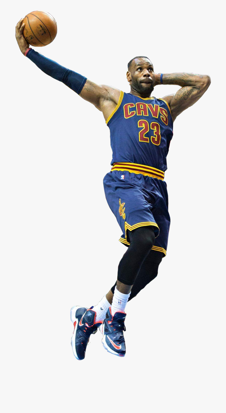 Basketball Player Dunking Png.