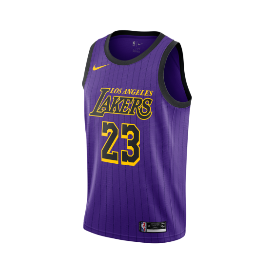 Nike NBA City Edition Swingman Jersey.