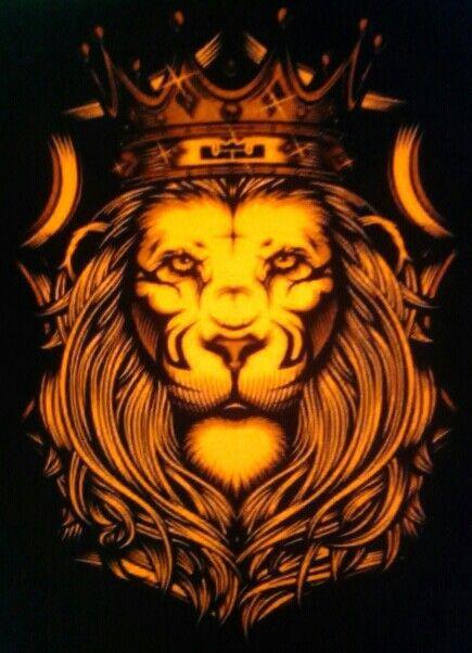 lebron james lion.