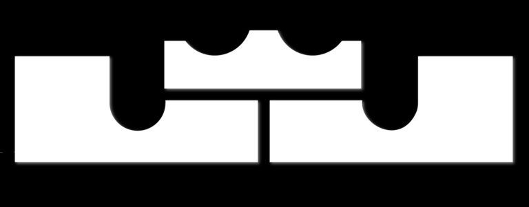 LeBron James symbol.
