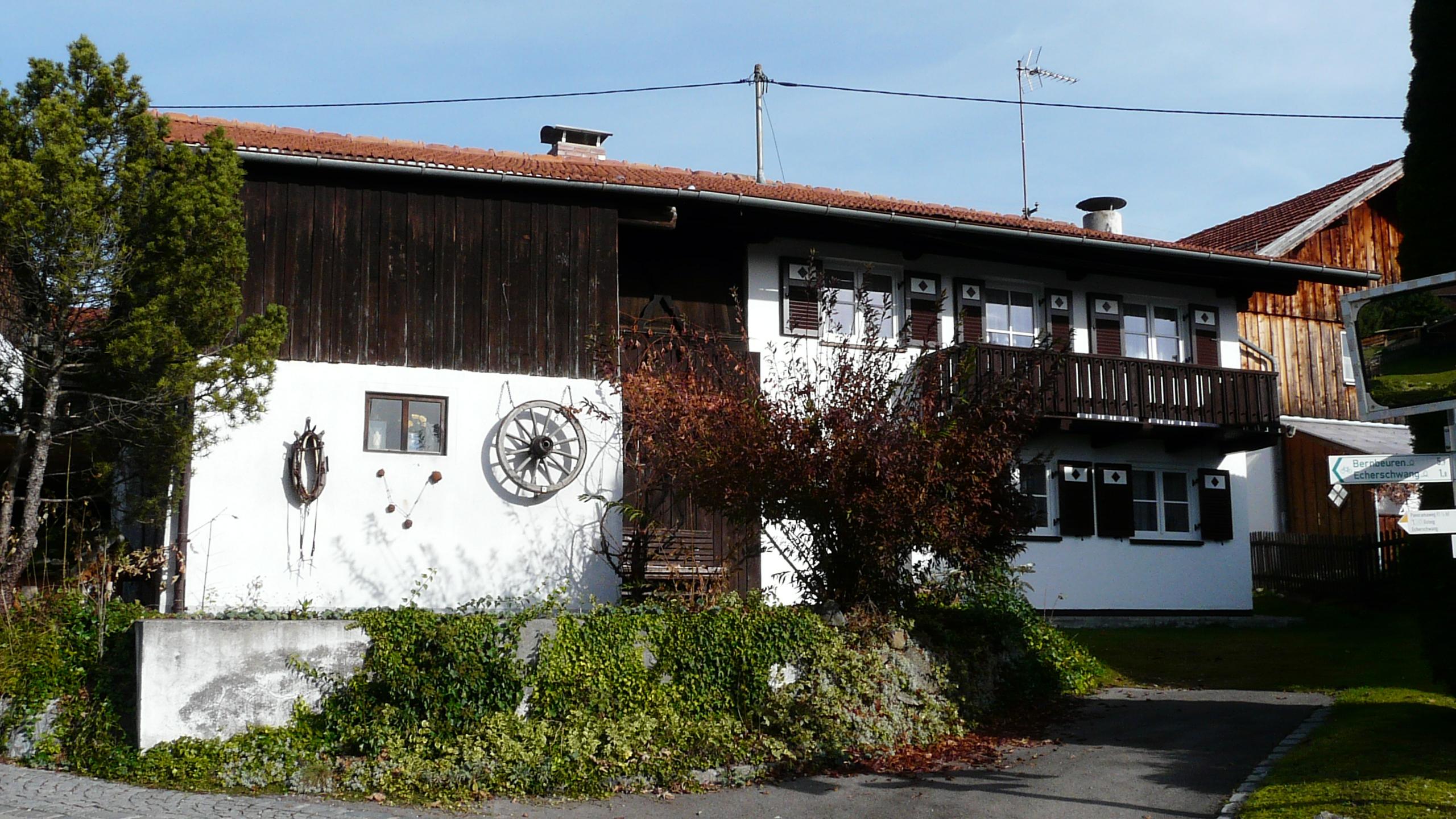 Liste der Baudenkmäler in Lechbruck am See.