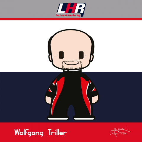 Lechner Huber Racing.