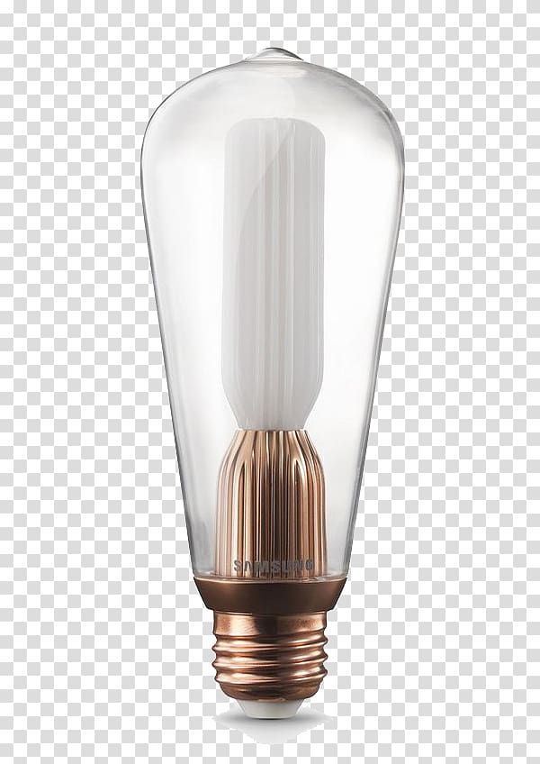 Incandescent light bulb LED lamp Light.