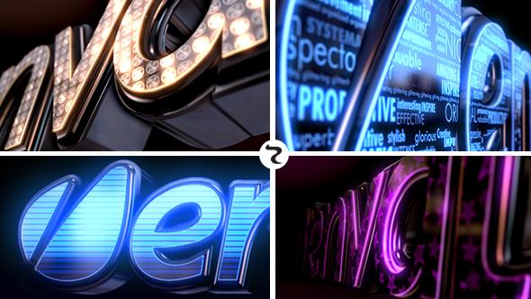 LED Logo.