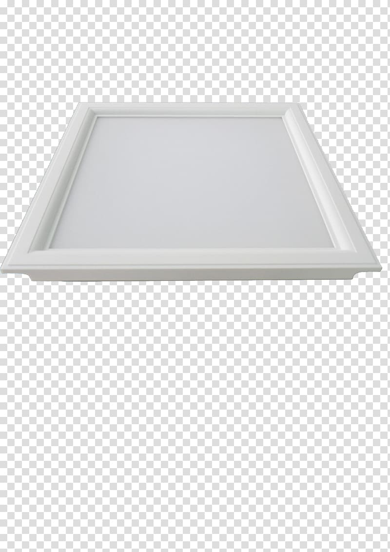 Table Light Bathroom Marble Countertop, Square panel lamp.