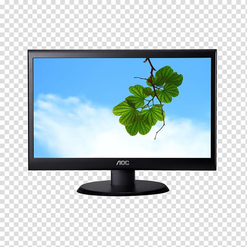 Tv Cartoon, Computer Monitors, AOC International, Led Tv.