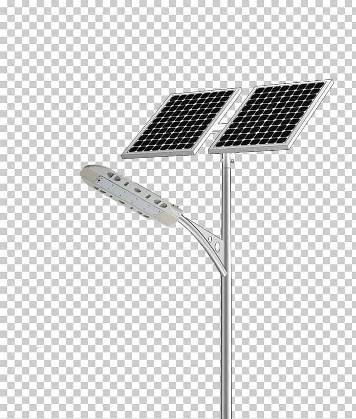 Solar street light LED street light LED lamp, Streetlight.