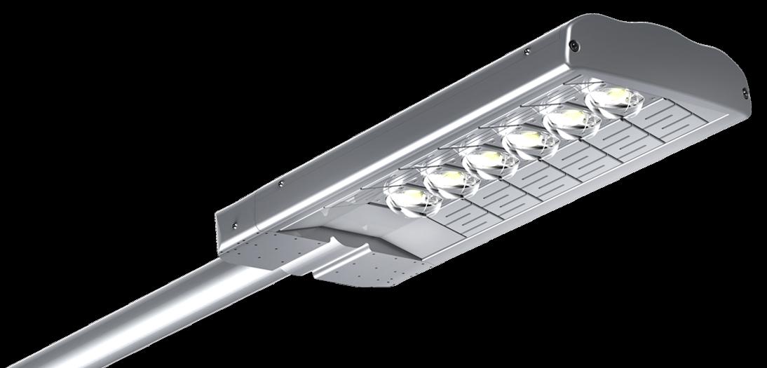 LED Street Light PNG Clipart.