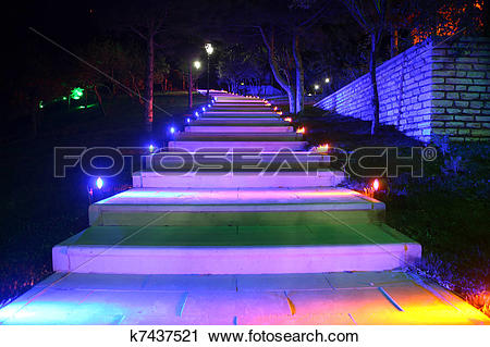 Stock Photography of led technology k7437521.