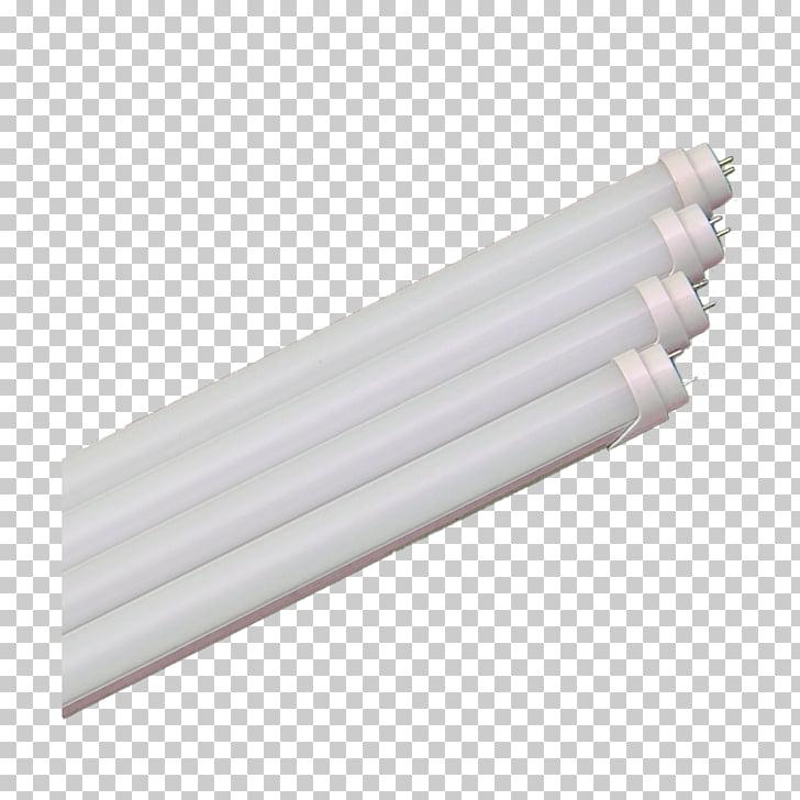 Lighting LED tube LED lamp Light tube, light PNG clipart.