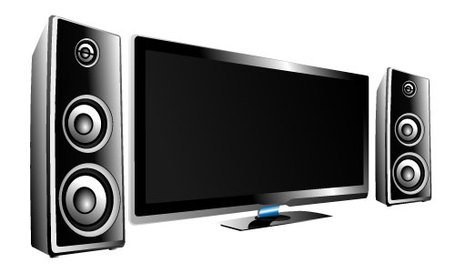 LED TV 06 Clipart Picture Free Download.