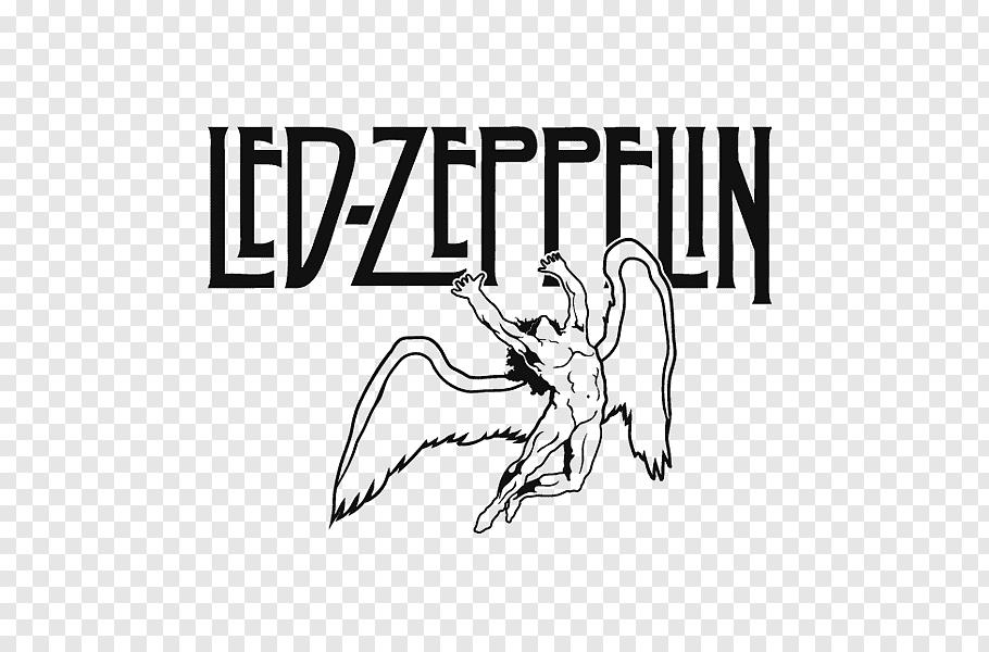 Led Zeppelin IV Led Zeppelin III Logo, CENEFAS free png.