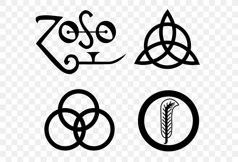 Led Zeppelin IV Led Zeppelin III Symbol, PNG, 616x558px, Led.