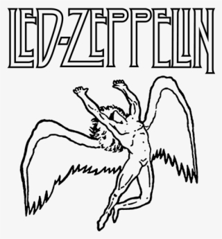 Download Free png Led Zeppelin Logo PNG, Free HD Led.