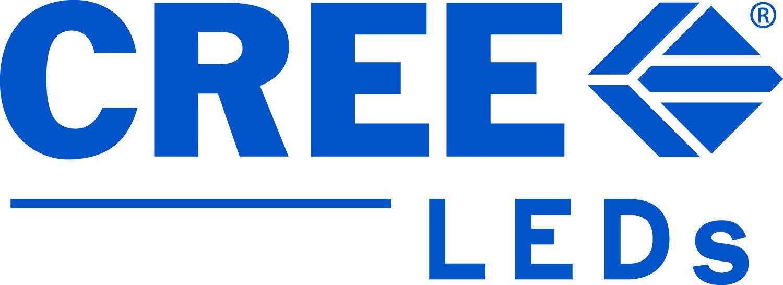 Cree led Logos.
