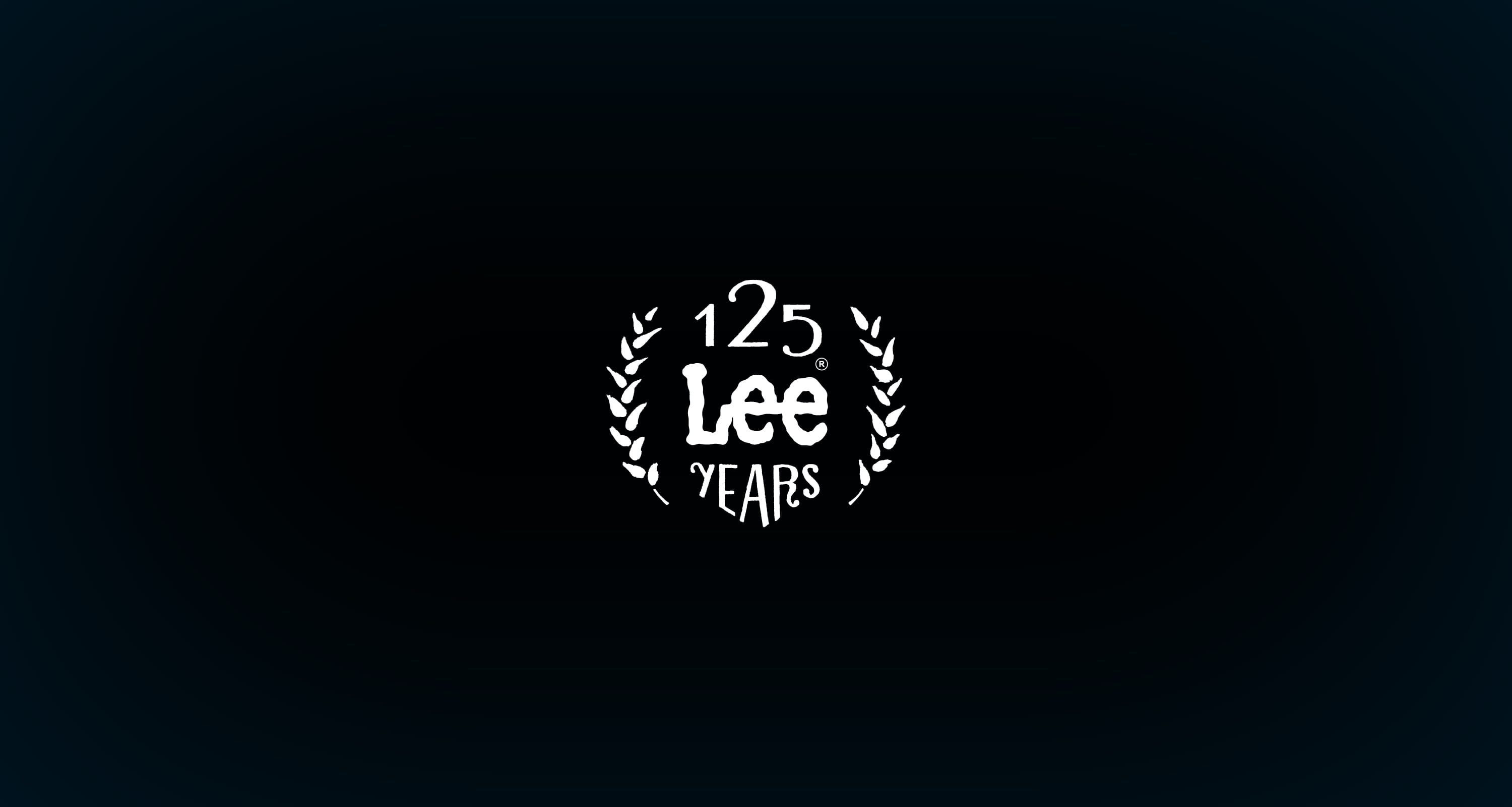 LEE® 125 YEARS OF DENIM.