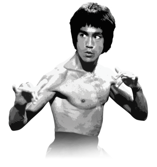 Bruce Lee PNG images free download.