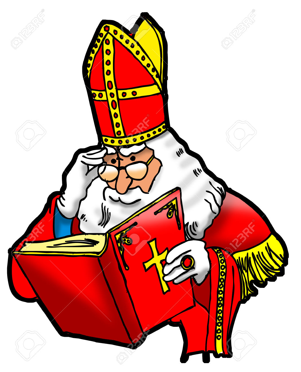 Sinterklaas Leest Royalty Free Cliparts, Vectors, And Stock.
