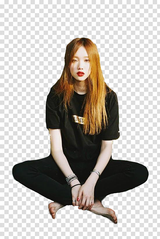 Lee Sung Kyung transparent background PNG clipart.