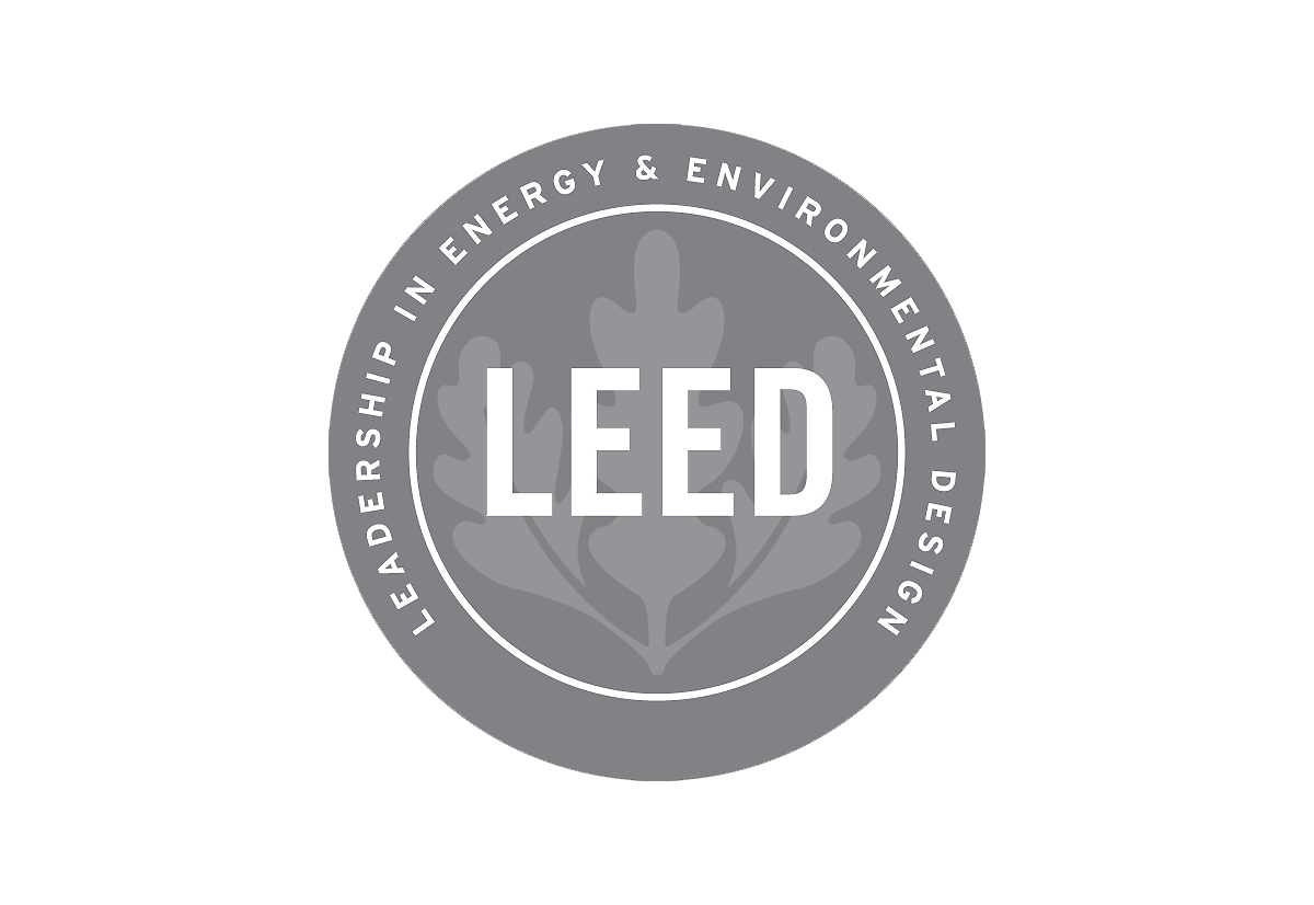 LEED logo.