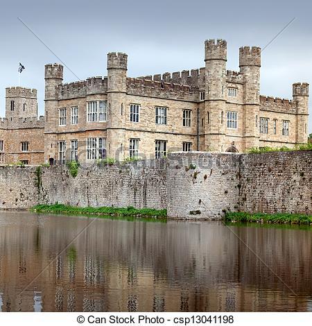 Stock Photographs of Leeds Castle.